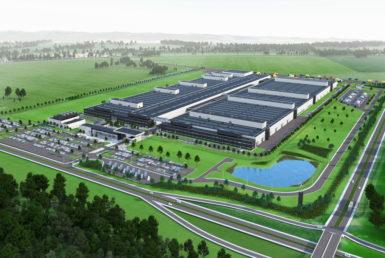 Νέο εργοστάσιο κινητήρων Mercedes στην Πολωνία