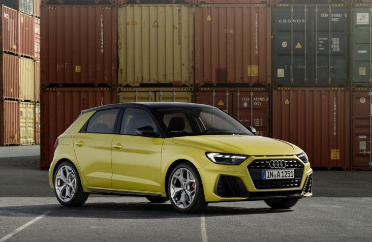 Νέο Audi A1 Sportback