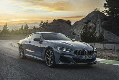 Νέα BMW Σειρά 8 Coupe