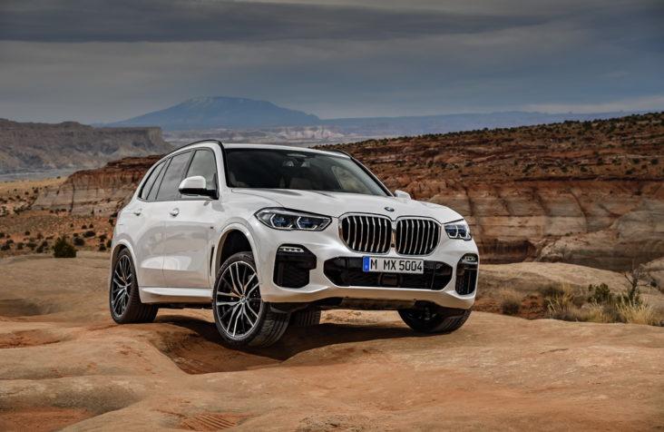 Προ των πυλών η νέα BMW X5 (G05)