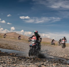 BMW Motorrad International GS Trophy Central Asia 2018