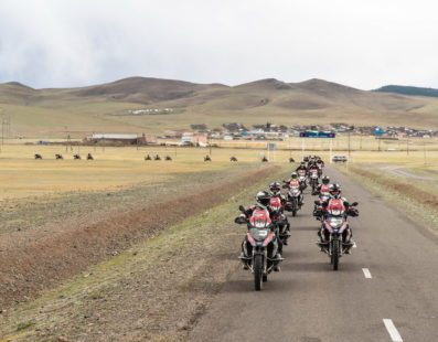 BMW Motorrad International GS Trophy Central Asia 2018