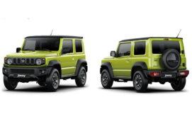 Νέο Suzuki Jimny
