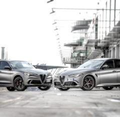 Alfa Romeo Giulia και Stelvio NRING
