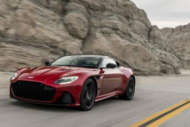 Νέα Aston Martin DBS Superleggera