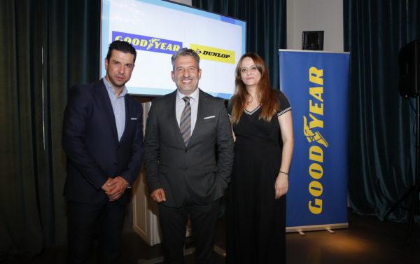 Η κοινωνική δράση της Goodyear Dunlop Hellas