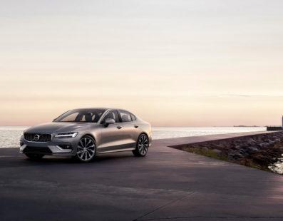 Νέο Volvo S60 Sports Sedan
