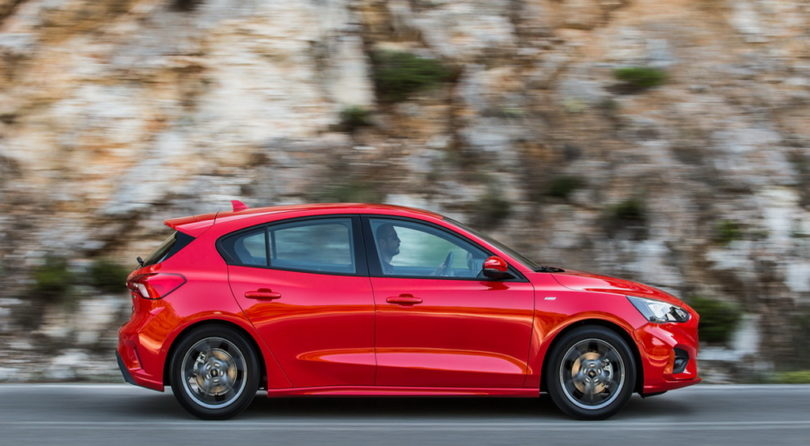 Νέο Ford Focus τέταρτης γενιάς