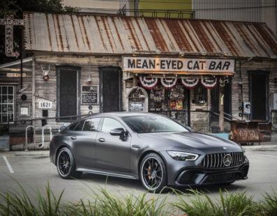 Mercedes AMG GT 4-Door Coupe, όταν η AMG υπογράφει τη μοναδικότητα!!