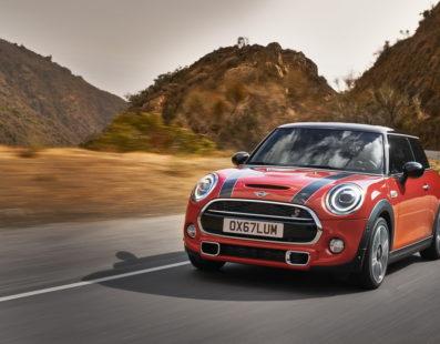 Νέο Mini από €19.860 και με προνομιακό επιτόκιο 3,9%.