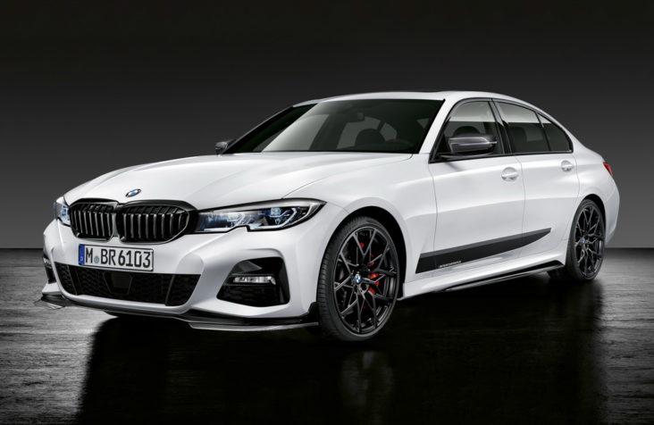 BMW 3 με M Performance Parts