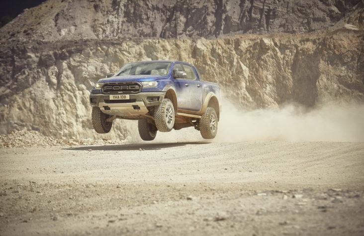 Έρχεται στα μέσα του 2019 το νέο Ford Ranger Raptor!!