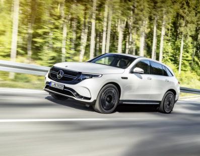 Mercedes EQC, έτοιμη για το ντεμπούτο της το καλοκαίρι του 2019!!