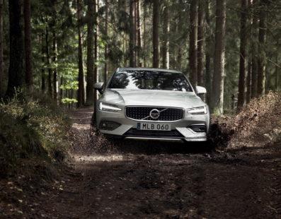 Νέο Volvo V60 Cross Country, η εγγυημένη εκ Σουηδίας επιλογή!!