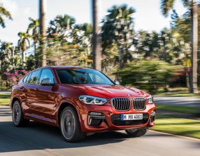 Νέα BMW X4, αναβαθμισμένη και με έντονο σπορ χαρακτήρα