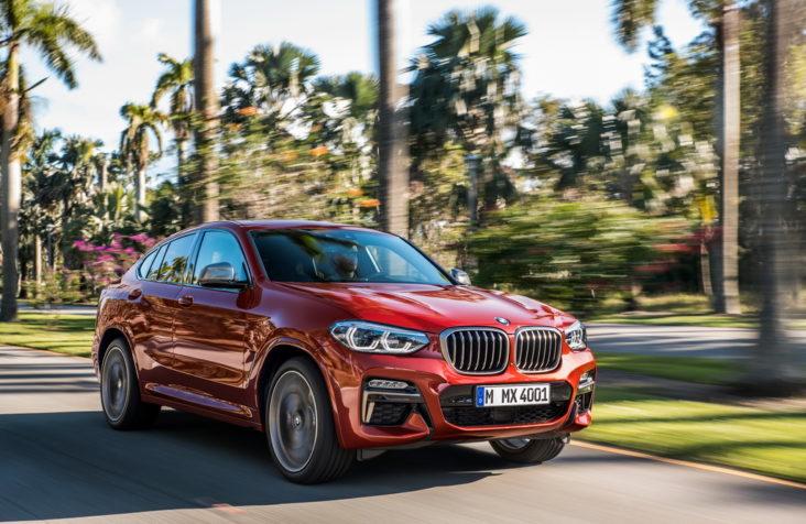 Αναβαθμισμένη και με έντονο σπορ χαρακτήρα η Νέα BMW X4!!