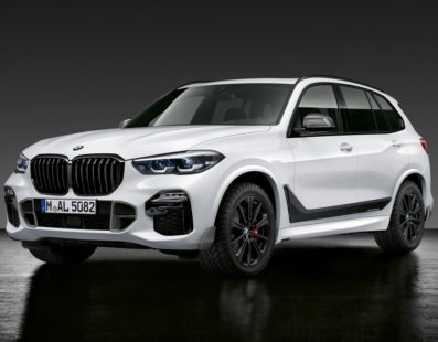 BMW X5 με M Performance Parts