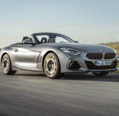 Στο Παρίσι η αποκάλυψη της νέας BMW Z4