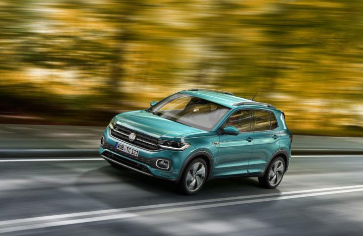 VW T-Cross, παγκόσμια πρεμιέρα