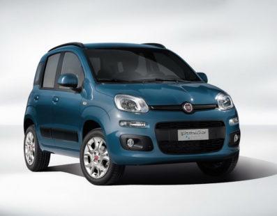 Με νέα τιμή, έως το τέλος του 2018, το Fiat Panda CNG!!