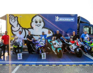 Δύο πανελλήνια πρωταθλήματα για τη Michelin