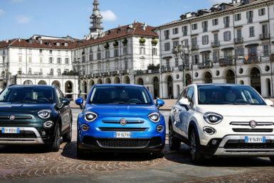 Fiat 500Χ και Fiat 500L στην υπηρεσία της έβδομης τέχνης