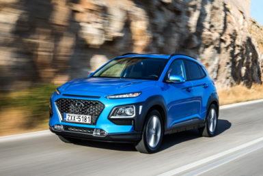 Hyundai Kona, παρουσιάστηκε το νέο μοντέλο