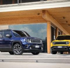 Νέο Jeep Renegade 2019