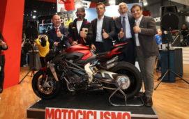 MV Agusta Brutale 1000 Serie Oro: η πιο όμορφη της EICMA 2018