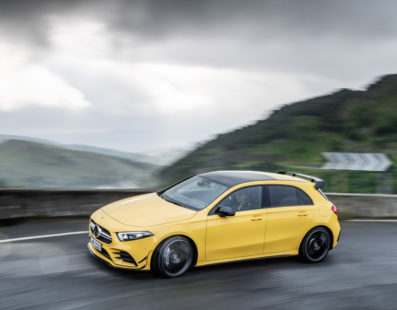 Νέα Mercedes AMG A 35 4MATIC