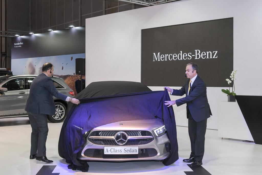 Η Mercedes στην Αυτοκίνηση ΕΚΟ 2018