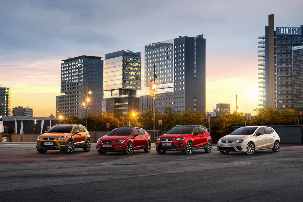 Η SEAT στην «Αυτοκίνηση EKO 2018»