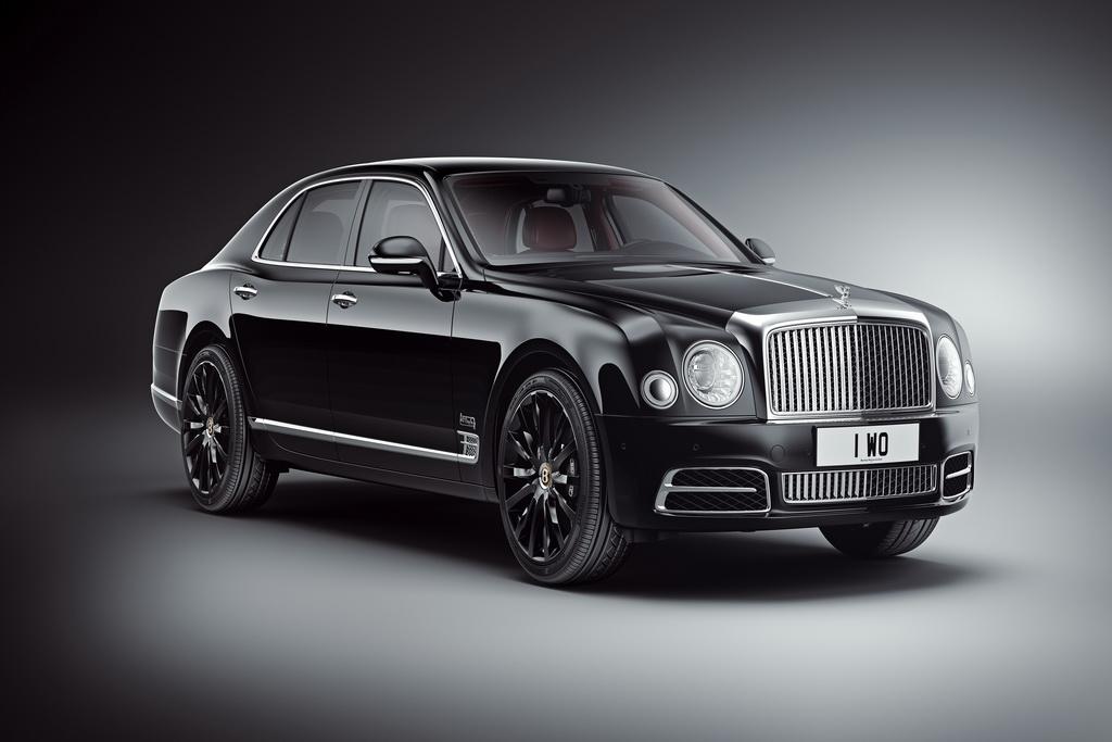Bentley Mulsanne W.O. Edition