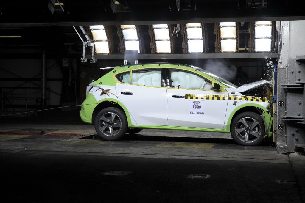 Πέντε αστέρια για το νέο Ford Focus