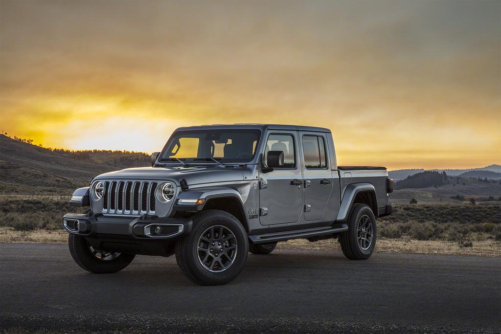 Νέο Jeep Gladiator front