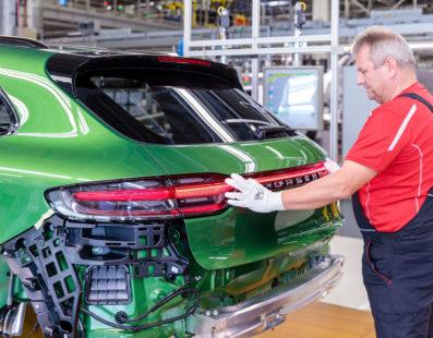 Νέα Porsche Macan, ξεκίνησε η παραγωγή της