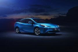 Νέο Toyota Prius, αποκαλύφθηκε στο Λος Άντζελες
