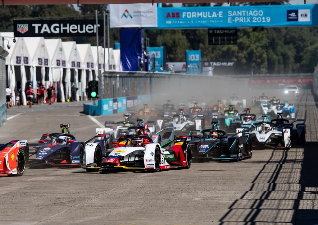 Επιτυχίες για την Audi στη Formula E (1)