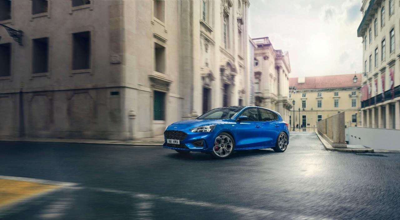 Πέντε αστέρια από τον Euro NCAP για το νέο Ford Focus, Ford Focus EuroNCAP