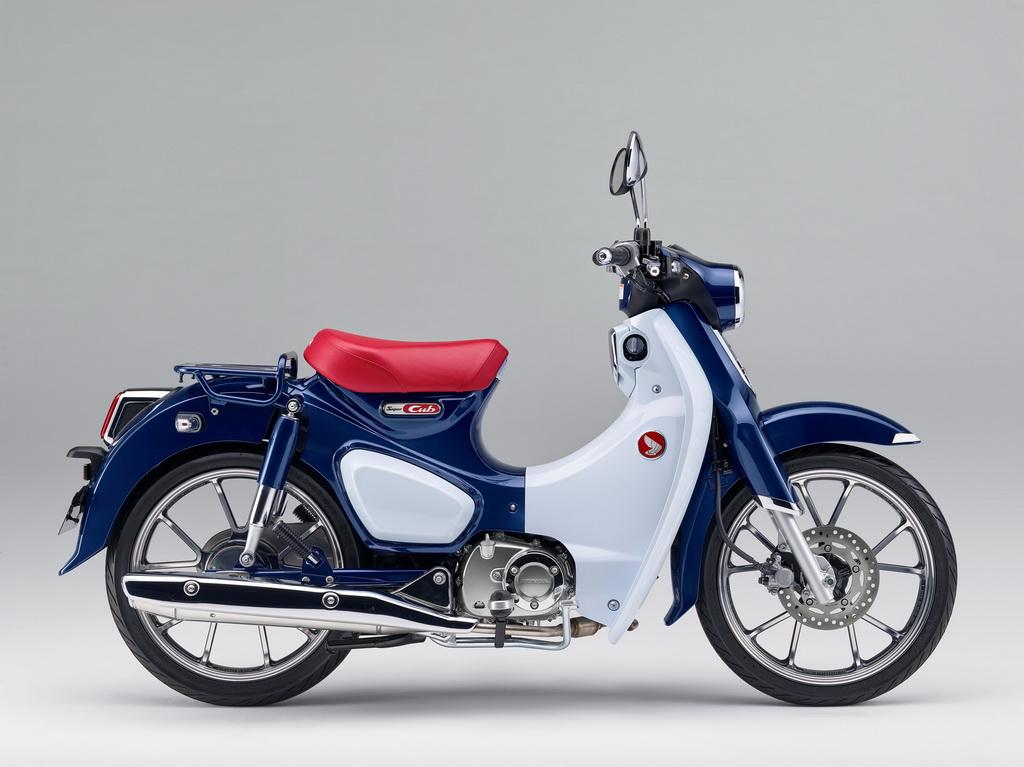 Honda Super Cub 125 1