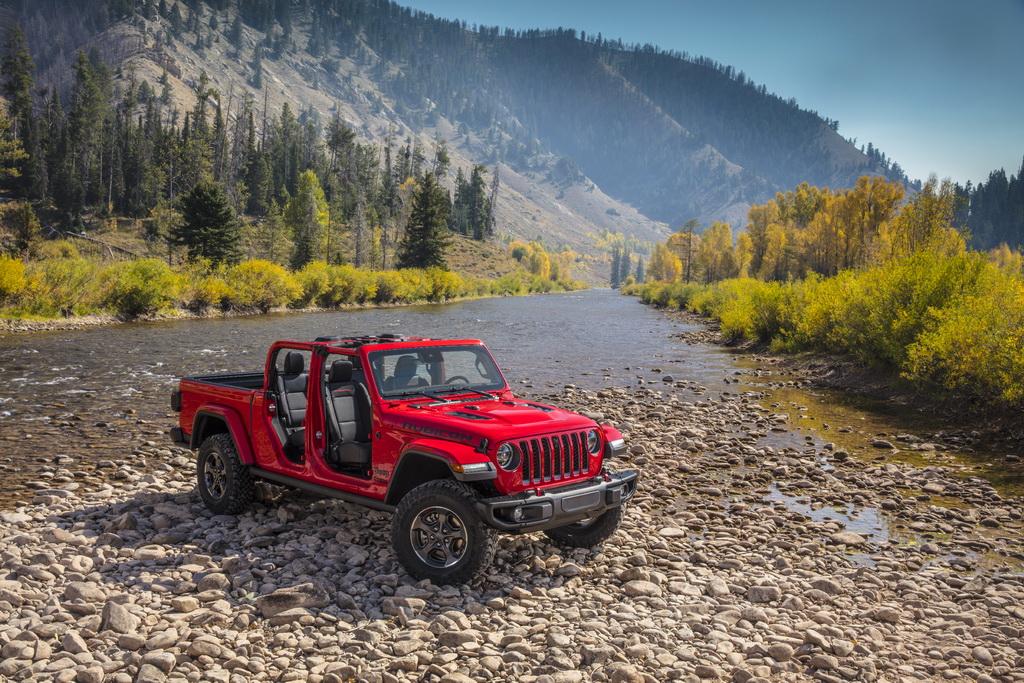 Η Jeep συνεχίζει την παράδοση, Jeep Trucks history 1