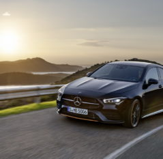 Mercedes CLA Coupe 2019