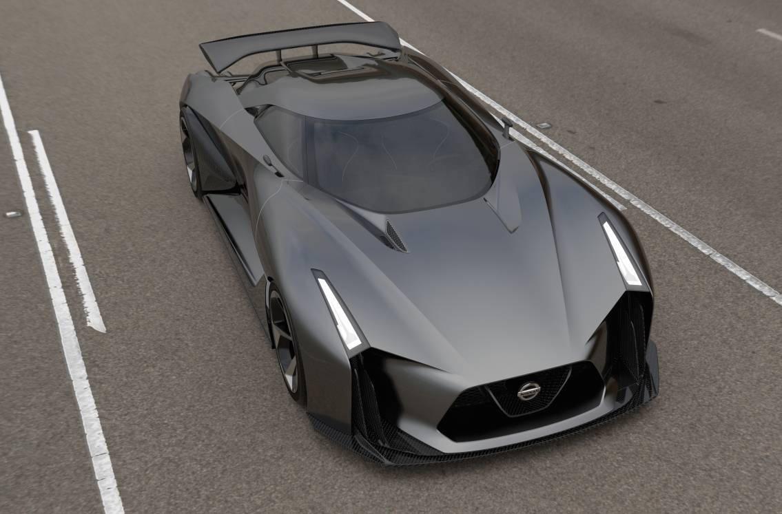 Nissan GT-R R36 1