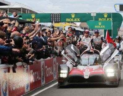 Μεγάλες νίκες για Toyota και Porsche στο Λε Μαν