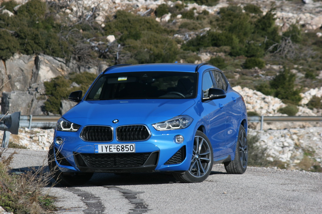 BMW X2 sDrive18d Steptronic front