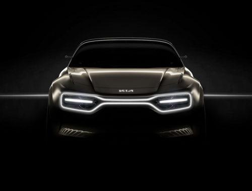 Η Kia παρουσιάζει στη Γενεύη ένα νέο ηλεκτρικό concept