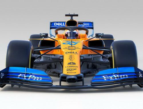 Η McLaren παρουσίασε το νέο της μονοθέσιο MCL34 (1)
