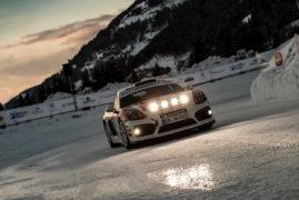 Στις Άλπεις έγινε η παρουσίαση της νέας Porsche 911