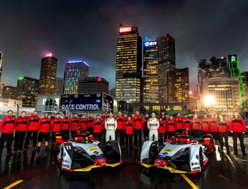 Πετυχημένο το E-Prix του Χονγκ Κονγκ για την Audi