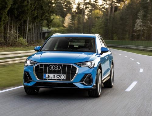 Με μειωμένες τιμές θα διατίθενται στην Ελλάδα τα μοντέλα της Audi, Q3